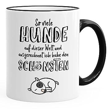 Ausgerechnet Küche | Moonworks Kaffee Tasse So Viele Hunde Auf Dieser Welt Und