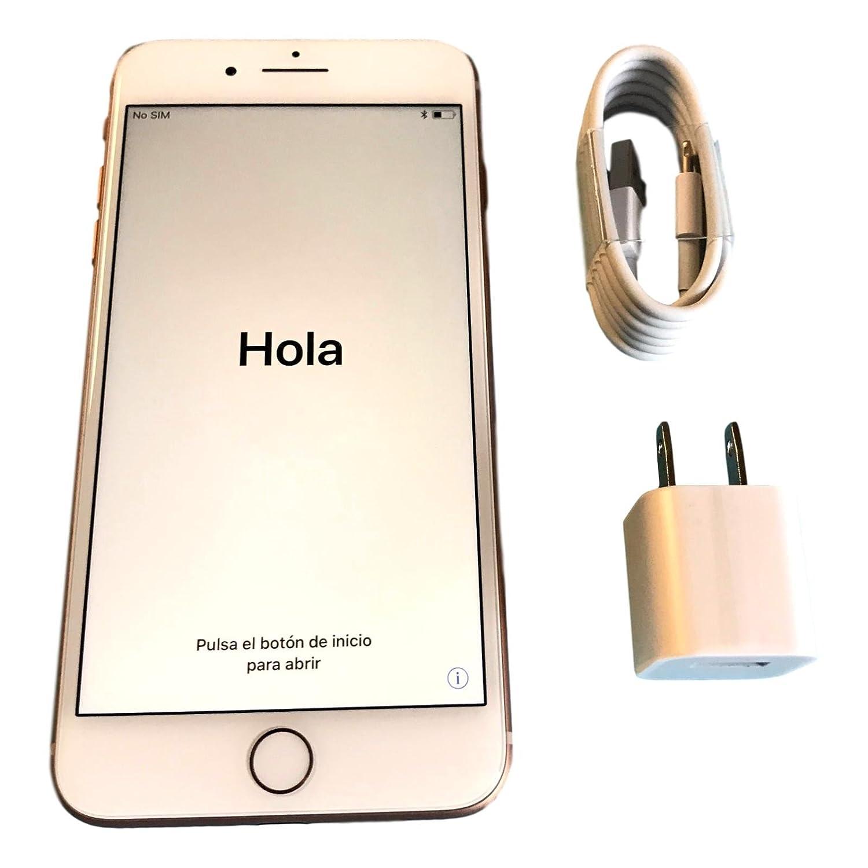 "Amazon Apple iPhone 8 Plus 5 5"" 256 GB Fully Unlocked Gold"
