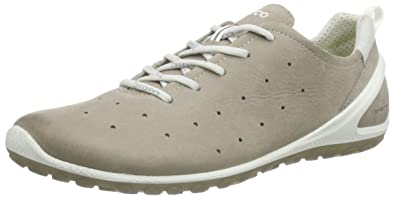 Ecco Biom Lite, Chaussures Multisport Outdoor Femme, Beige (58664Moon Rock/Shadow White), 37 EU