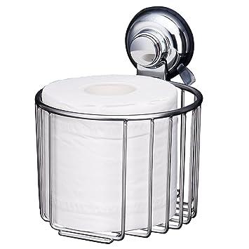 Toilettenpapier Aufbewahrung floureon cmp cw826 304 edelstahl küche wc papier korb