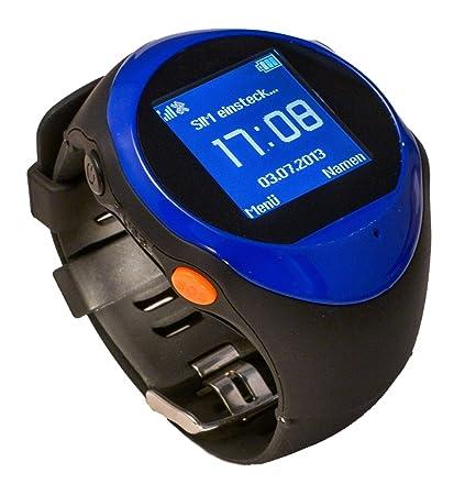 fairtek® F5 notrufuhr Detector de emergencia Localización GPS Rastreador/localizador de dispositivo Tracking geozaun Reloj ...