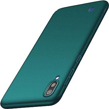 anccer Funda Samsung Galaxy M10, Ultra Slim Anti-Rasguño y ...