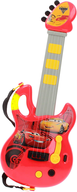 Cars- Guitarra Infantil (Claudio Reig 5324)