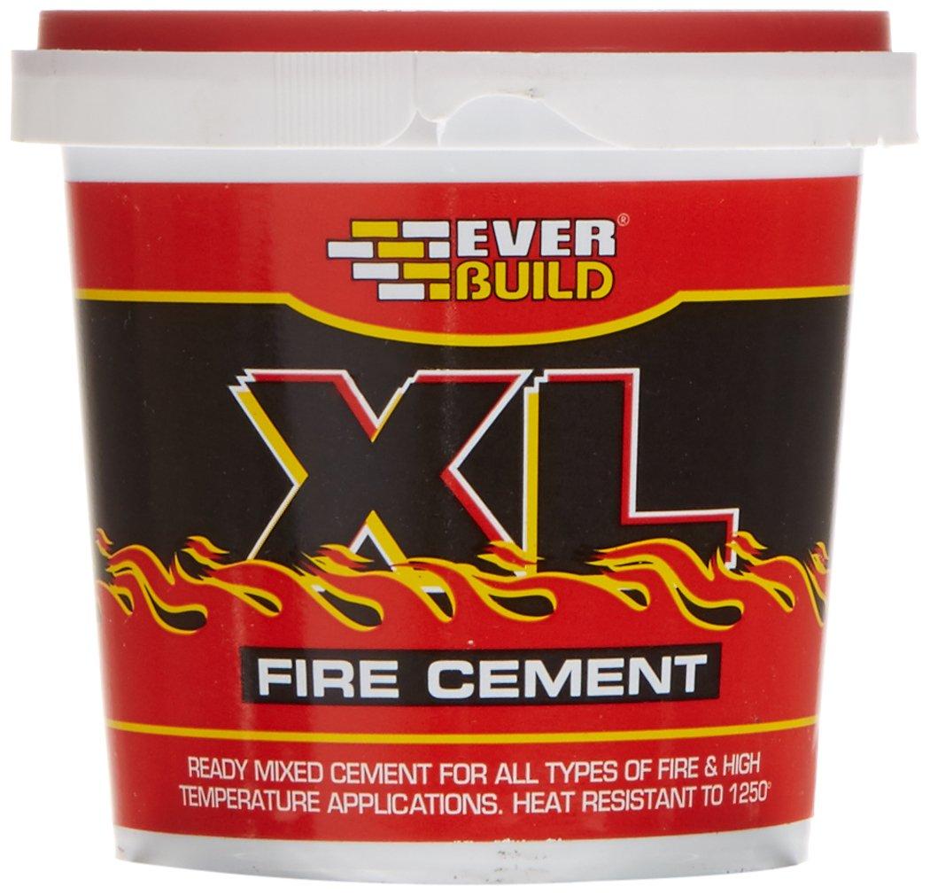 Everbuild PCXLFIRE1 XL Fire Cement, Buff, 1 kg Purimachos Ltd FC1AMZ