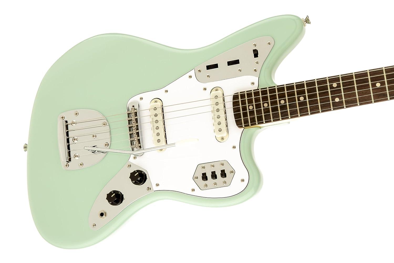 Fender Squier VM Jaguar SG Guitarra Eléctrica: Amazon.es: Instrumentos musicales