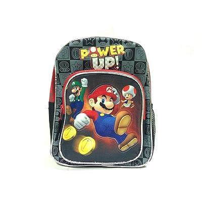 New Super Mario Power Up! Mini Backpack-5884 | Kids' Backpacks