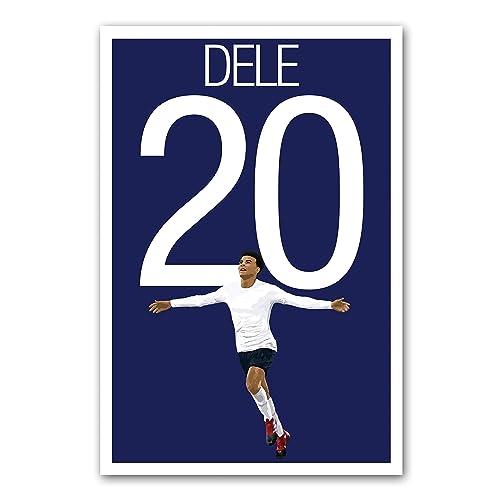 Amazon Com Gareth Bale Poster Tottenham Hotspur Art Handmade