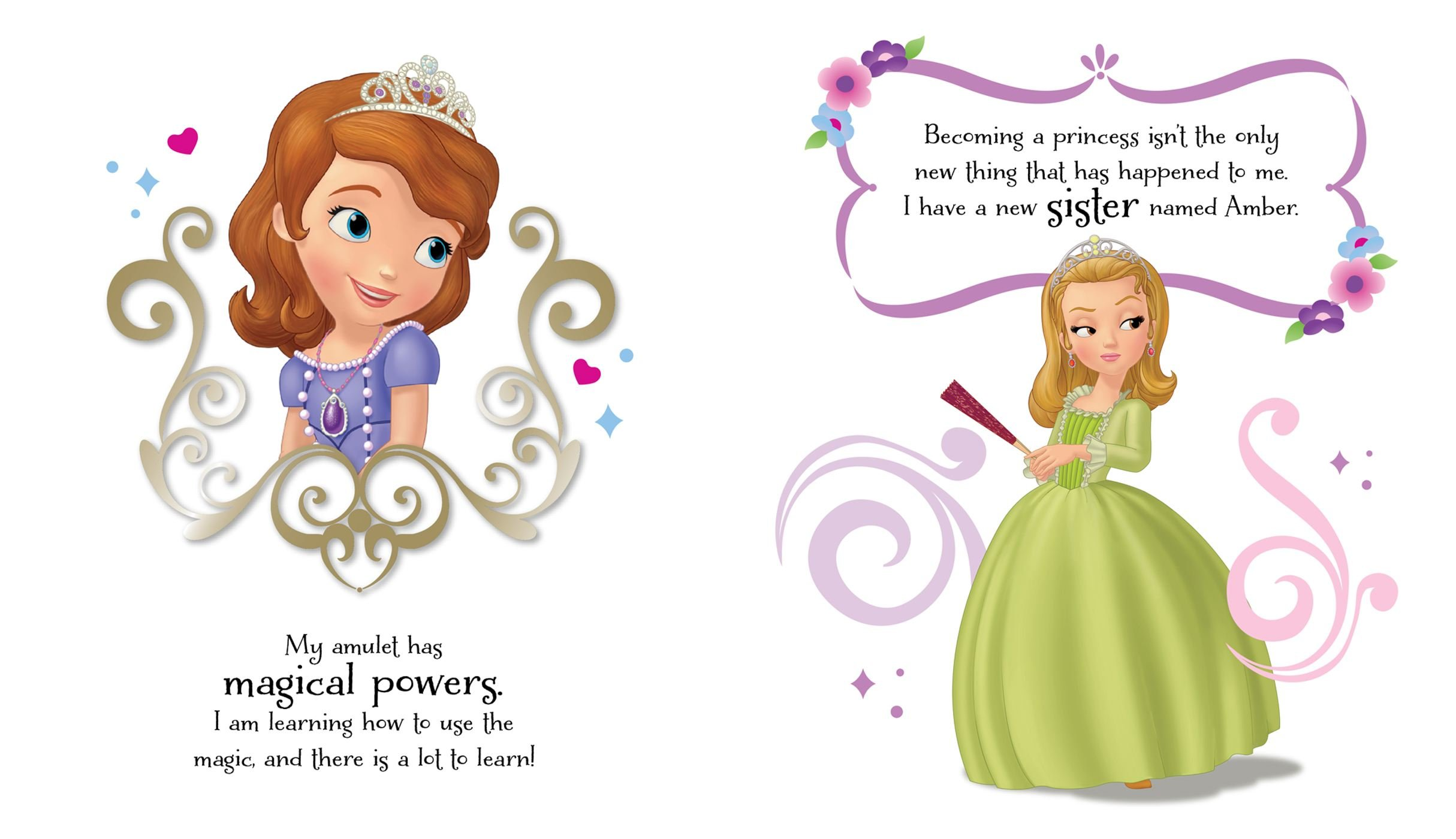 How to become a princess 73