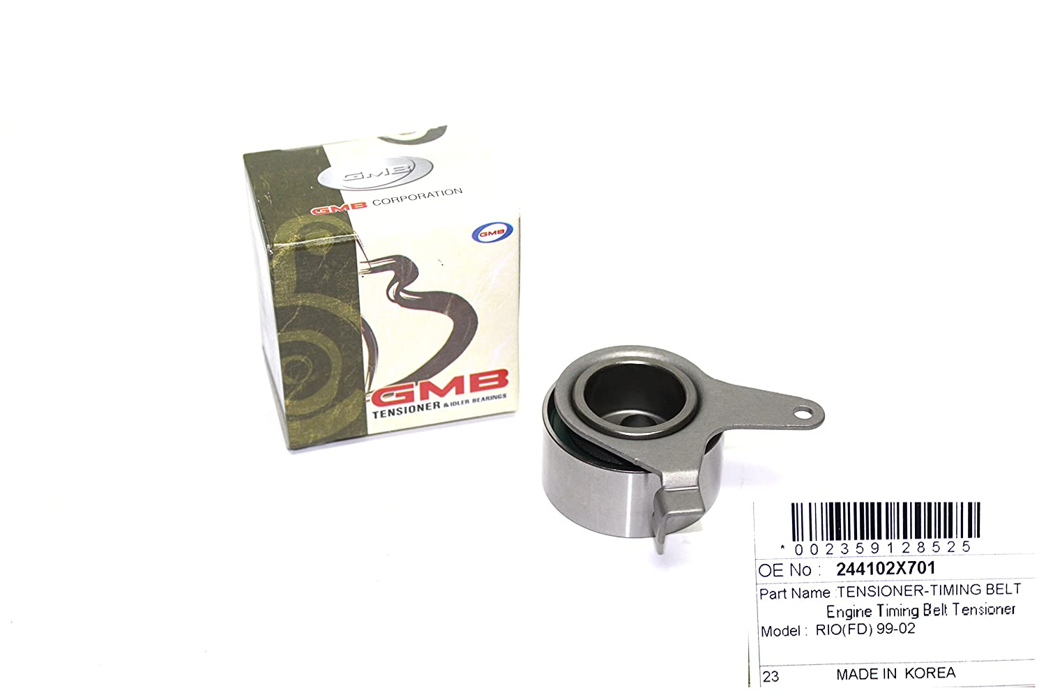 Engine Timing Pulley Idler for Kia Rio Part: 24410-2X701, 244102X701 GMB