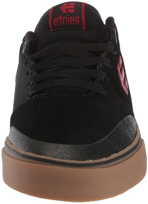 Chaussure Etnies Marana Vulc Noir-Rouge-Gum 9W3FWD7