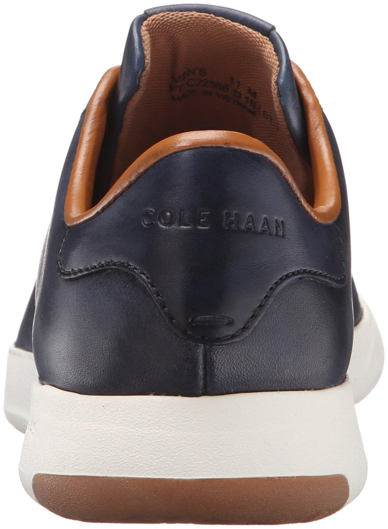 Cole Haan Men's Grandpro Tennis Fashion Sneaker, Blazer Blue Hand Stain, 7 M US by Cole Haan (Image #2)