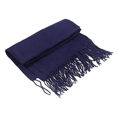 OULII Fashion Long Shawl Écharpe chaude d hiver Couverture en plaid Écharpes  2-en 158523b41f2