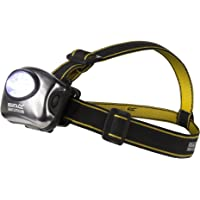 Regatta Great Outdoors 5 LED Headtorch With Head Straps