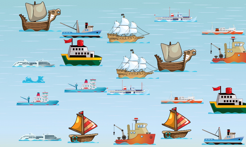 Amazon.com: Boats And Ships For Toddlers And Kids : Play