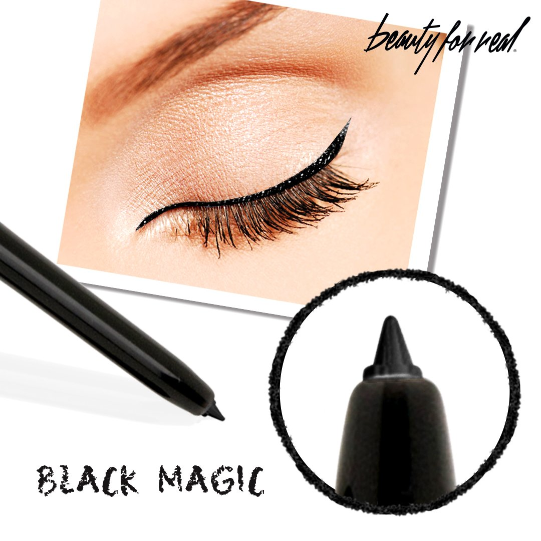 Beauty For Real I-Line 24/7 Waterproof Eyeliner, Black Magic by Beauty For Real (Image #2)