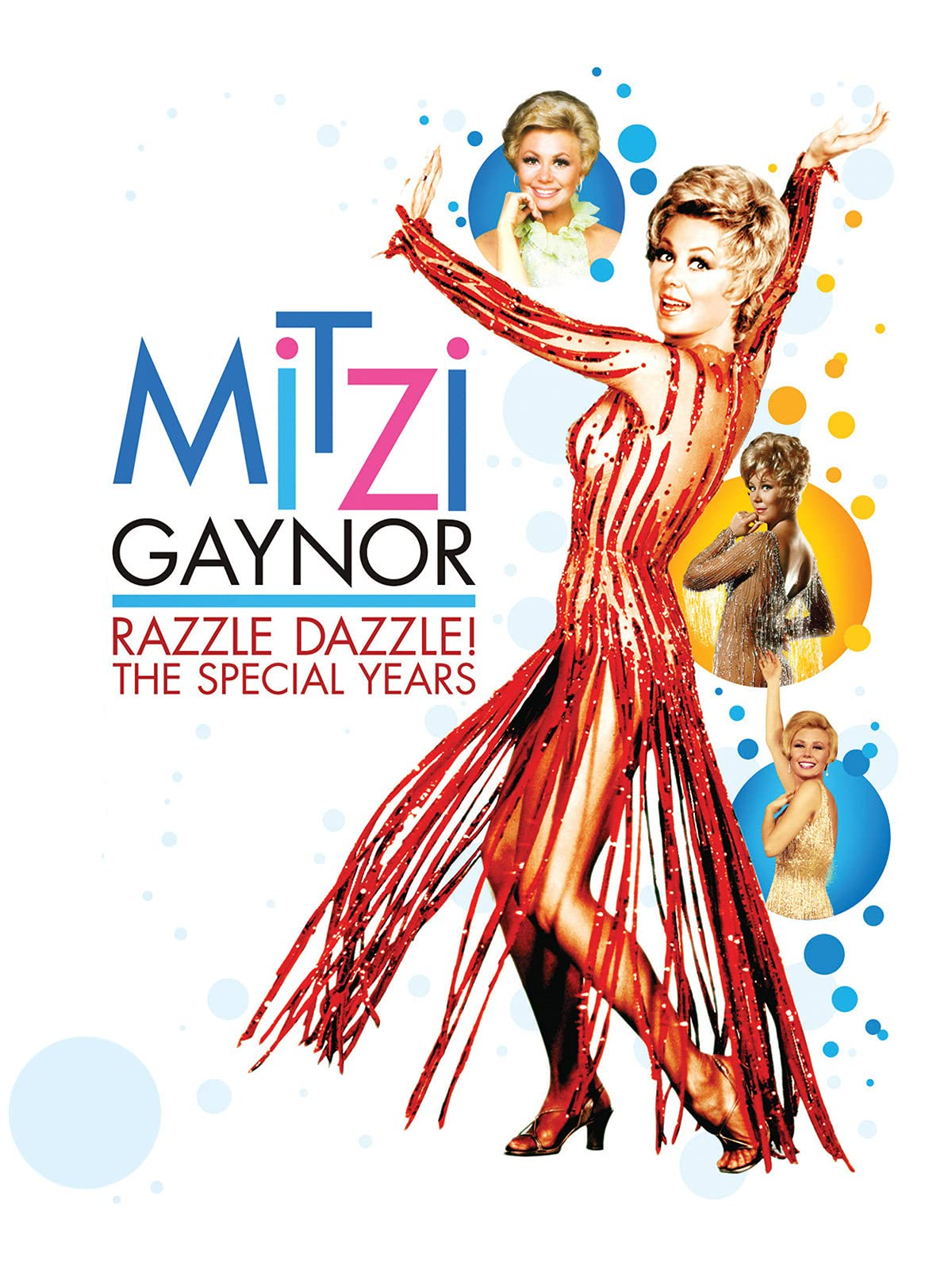 Mitzi Gaynor Razzle Dazzle! The Special Years on Amazon Prime Video UK