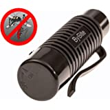 Portable Mosquito Repeller Uses Sound Waves To Keep Away Mosquitoes. Clip Onto Your Waist Or Bag Or Use Outdoors At Picnics, In The Garden, On Holiday, Hiking Or Anywhere To Stop Being Bitten