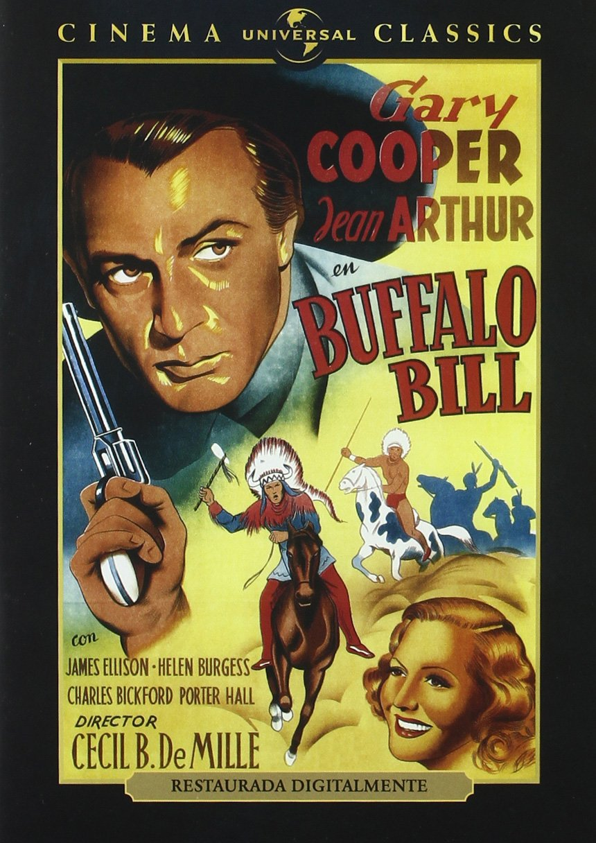 Bufalo Bill (1936) [DVD]: Amazon.es: Gary Cooper, Charles ...
