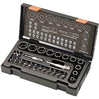 HITACHI 752500 45 Stuk Impact Socket en Bit Set