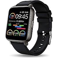 Smartwatch, 1.69Inch Reloj Inteligente, Pulsera Actividad con Fitness Tracker,Cronómetro,…