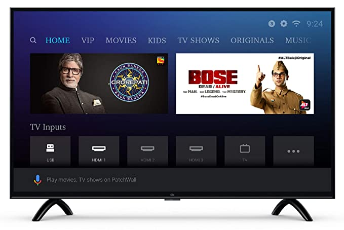 amazon prime in mi tv
