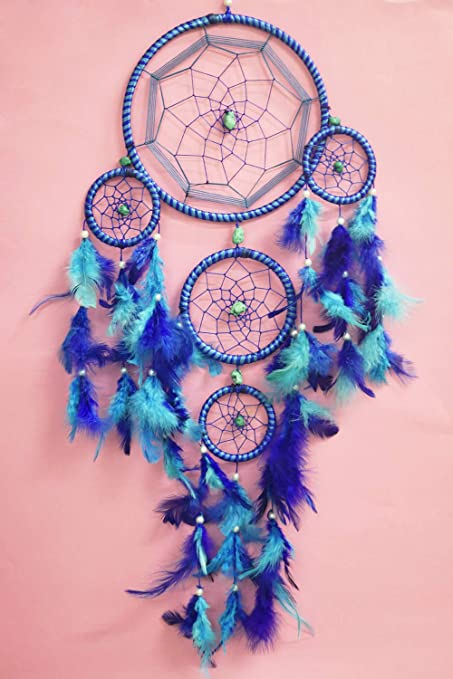 Amazon Com Asian Hobby Crafts Handcrafted Dream Catcher Wall