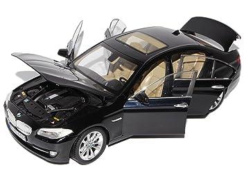 BMW 5er F10 Weiss Limousine Ab 2010 1//18 GTA Welly Modell Auto mit oder ohne i..