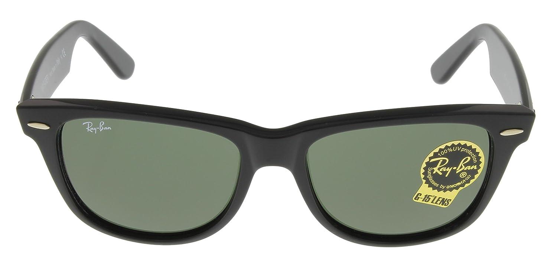 Ray-Ban Mens Wayfarer Sunglasses