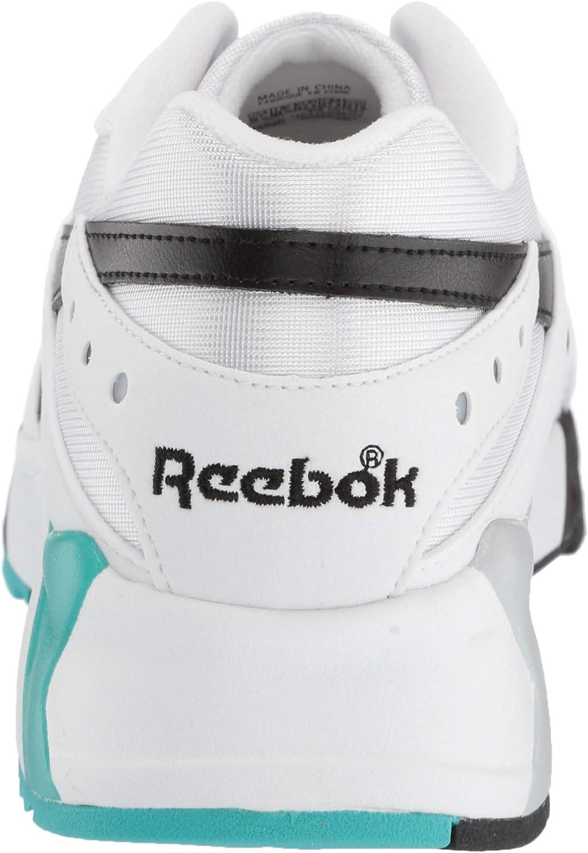 Reebok Aztrek Sneaker White/Solid Teal/Black
