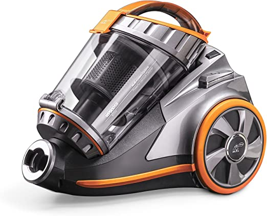 PUPPYOO WP9005B Aspirador Ciclónico sin Bolsa Potente de 800W ...