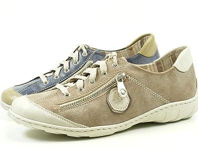 Basses Et M3724Sneakers Sacs Rieker FemmeChaussures TJcF1lK