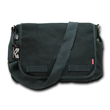 Amazon.com  Rapiddominance Classic Military Messenger Bags 480819bba5c