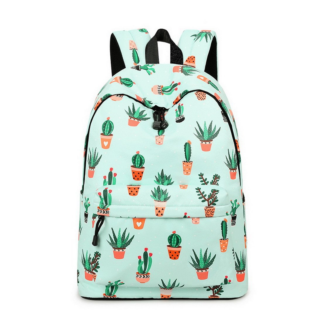 Amazon.com | Acmebon Lightweight Fashion School Backpack for Boys and Girls Women Casual Backpack Purse Cactus | Kids Backpacks