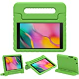 Dadanism Kids Case for Samsung Galaxy Tab A 8.0 2019, Shockproof Light Weight Protection Handle Stand Case for Samsung Galaxy