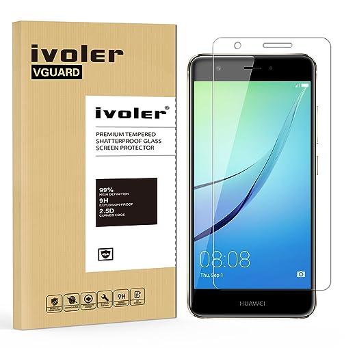 32 opinioni per Huawei Nova Pellicola Protettiva, iVoler® Pellicola Protettiva in Vetro