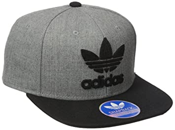 adidas Men s Originals Trefoil Chain Snapback Cap a1100405b11