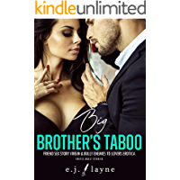 Big Brother's Taboo Friend Sex Story: Virgin & Bully Enemies to Lovers Erotica (Erotic Adult Stories Book 8)