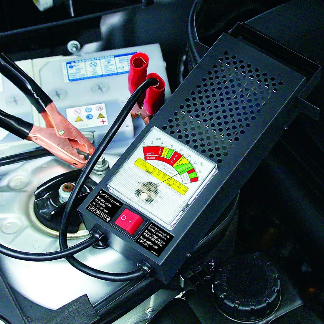 Schumacher Bt 100 Amp Battery Load Tester Automotive Wiring Diagram