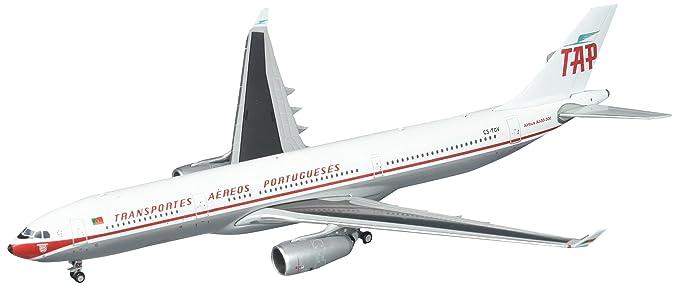 Amazon com: GeminiJets Tap Air Portugal A330-300 Retro