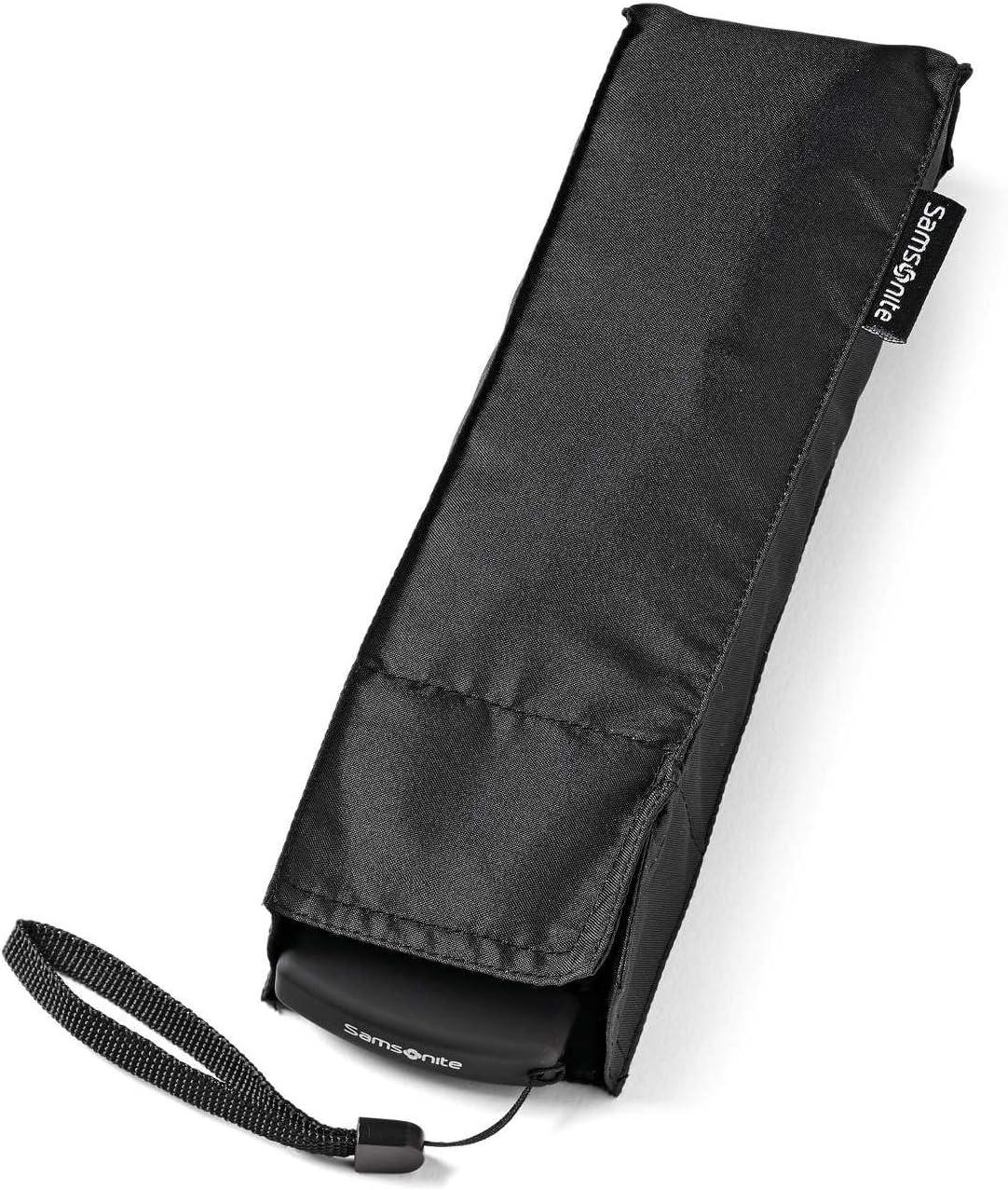 Samsonite Manual Flat Compact Black One Size