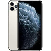 Apple iPhone 11 Pro Max With facetime Physical Dual SIM -  256GB, 4G, LTE, Silver, International Version