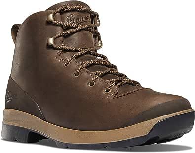 حذاء Danner برقبة للكاحل للرجال، لون الشوكولاتة، 7. 5