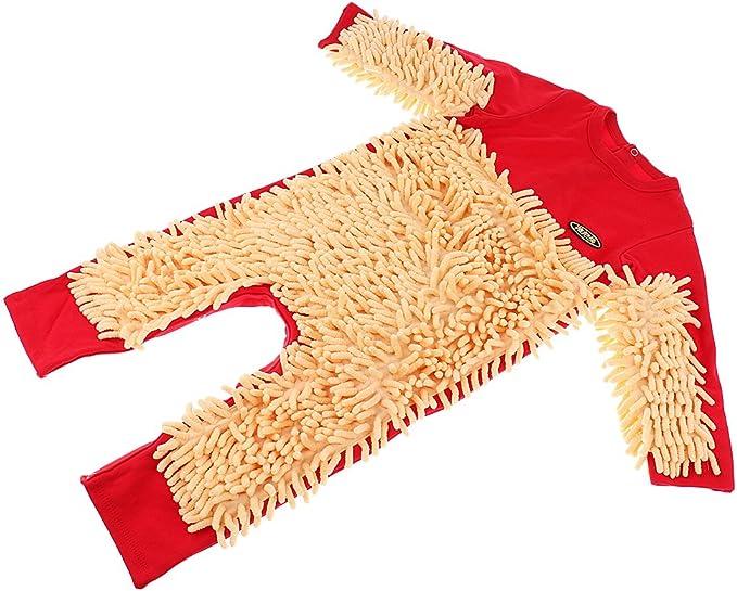 18-24 Mois Rouge MagiDeal Grenouill/ère Serpill/ère Body pyjama Serpill/ère pour B/éb/é Nouveau-n/é