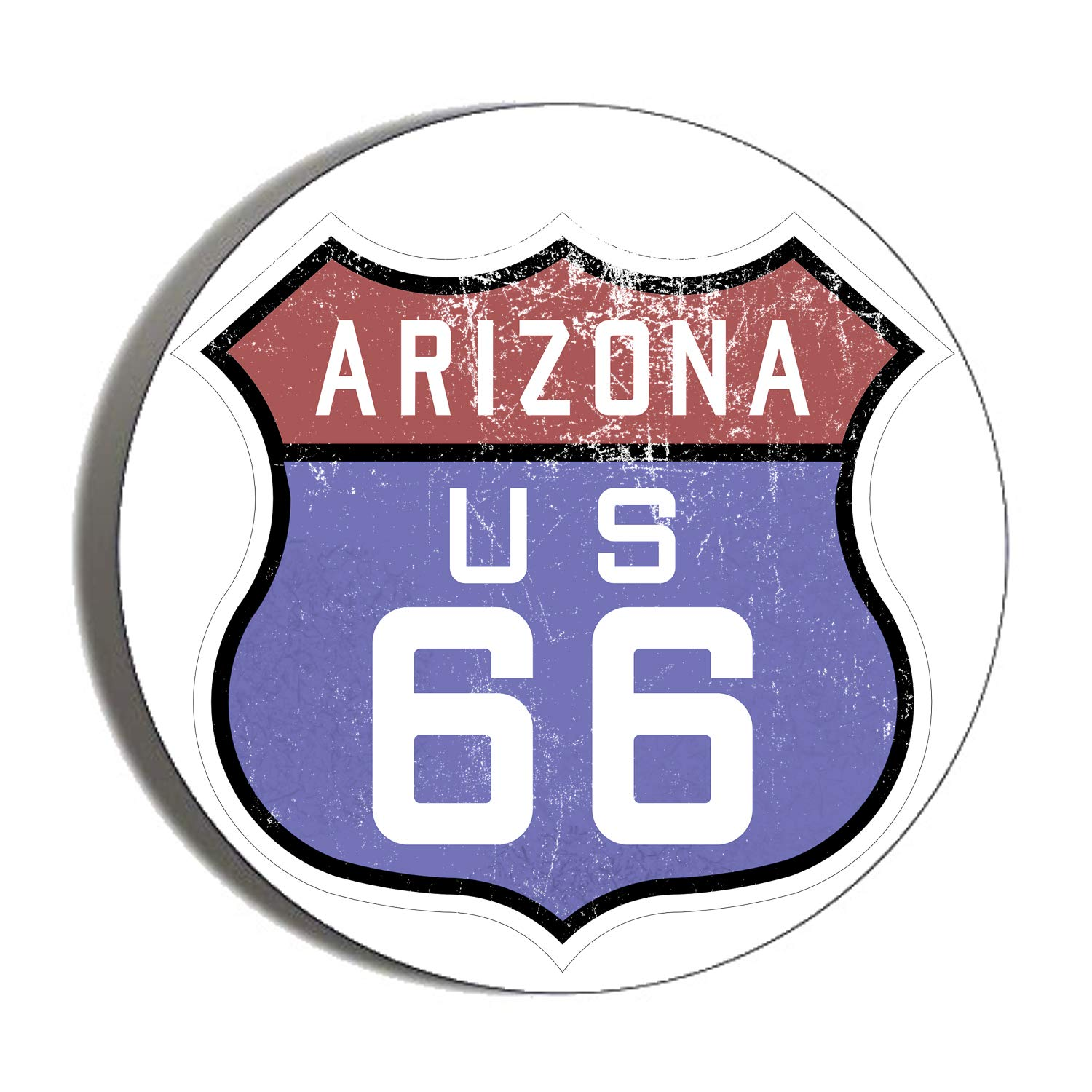 Gifts & Gadgets Co. Route 66 Arizona - Imán para Nevera (58 ...