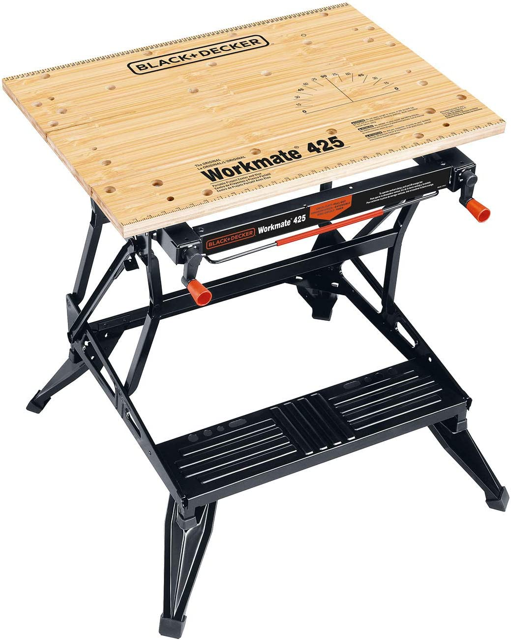 BLACK+DECKER Portable Workbench, Project Center and Vise