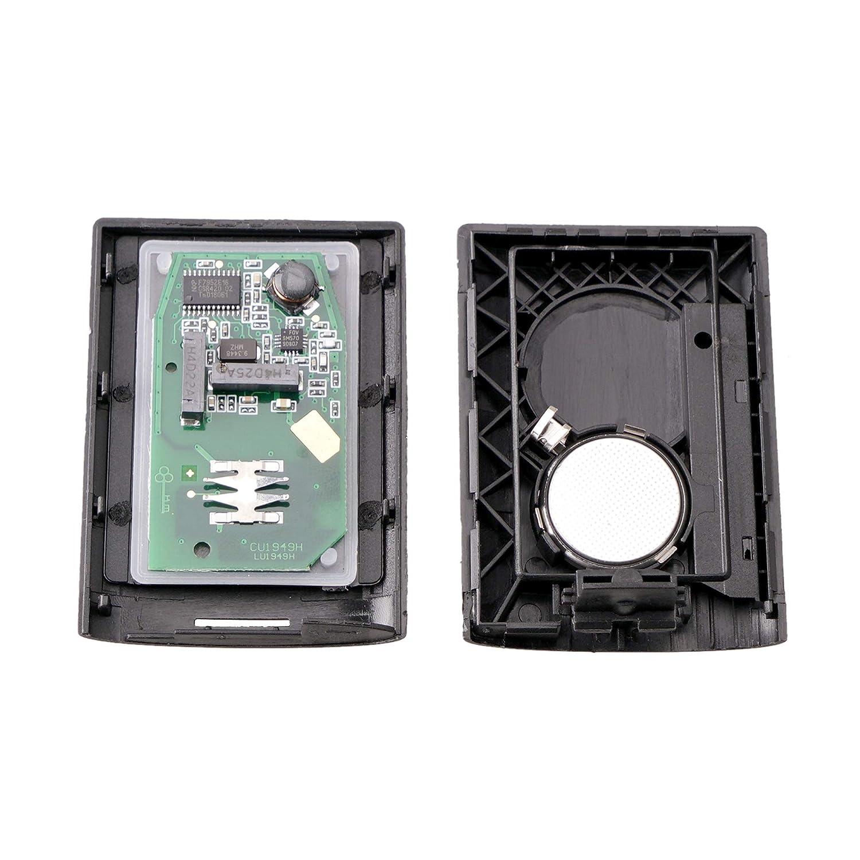 Smart Proximity Remote Key 5 Button for Cadillac SRX 2010-2015 FCC ID:NBG009768T