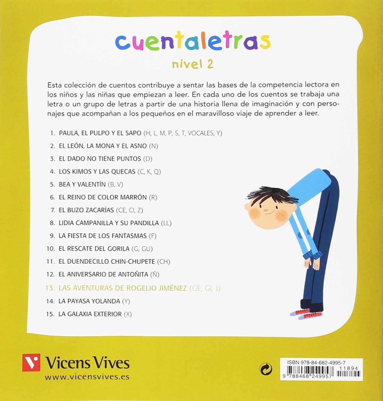 LAS AVENTURAS DE ROGELIO... (PALO) CUENTALETRAS: Varios ...