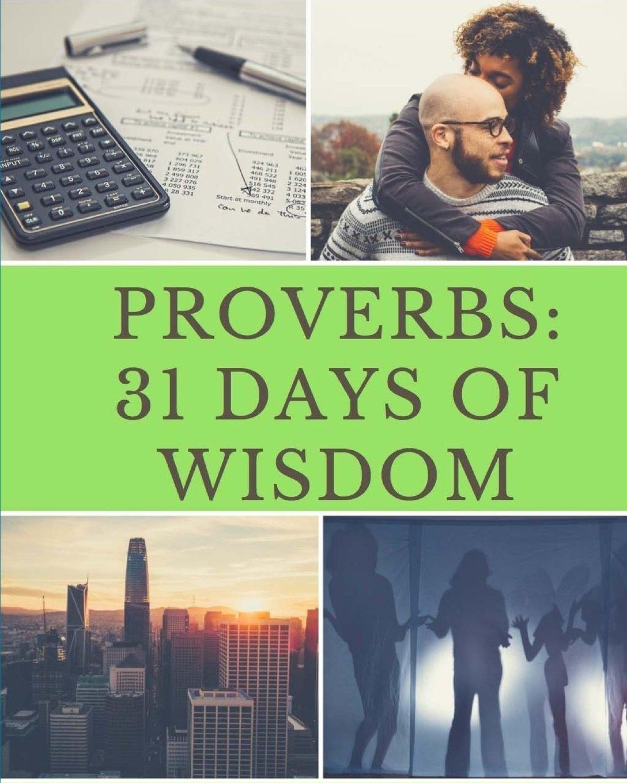 Download PROVERBS: 31 Days of Wisdom pdf