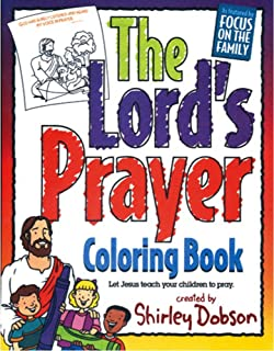 The Lords Prayer Coloring Book