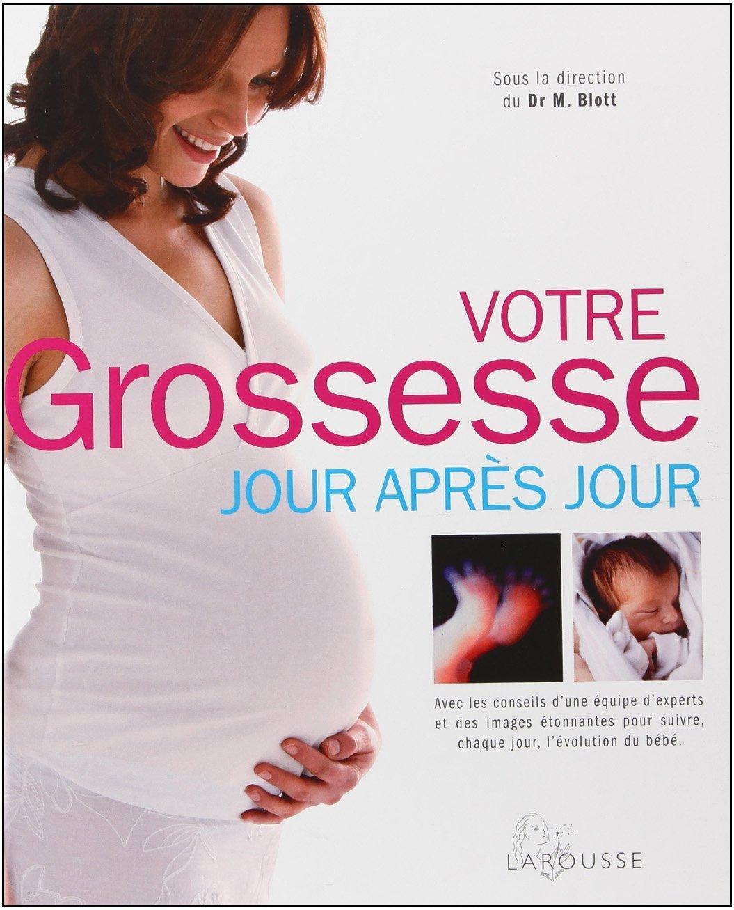 suivre sa grossesse jour après jour
